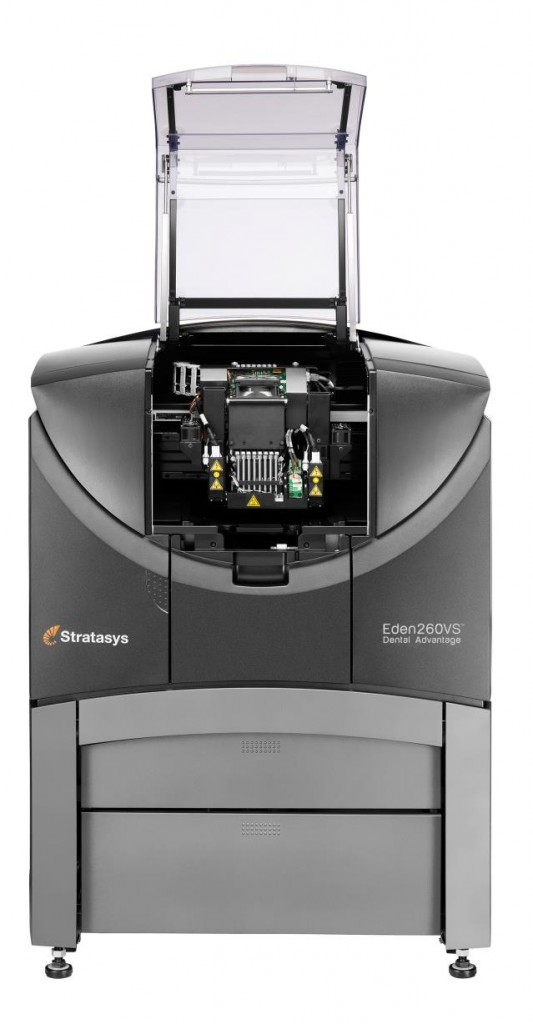 CAD / CAM Dental Technology stratasys 3d printing in dentistry