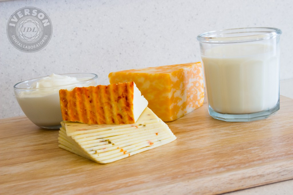 Dariy products, like cheese and yogurt, can contribute to tooth decay